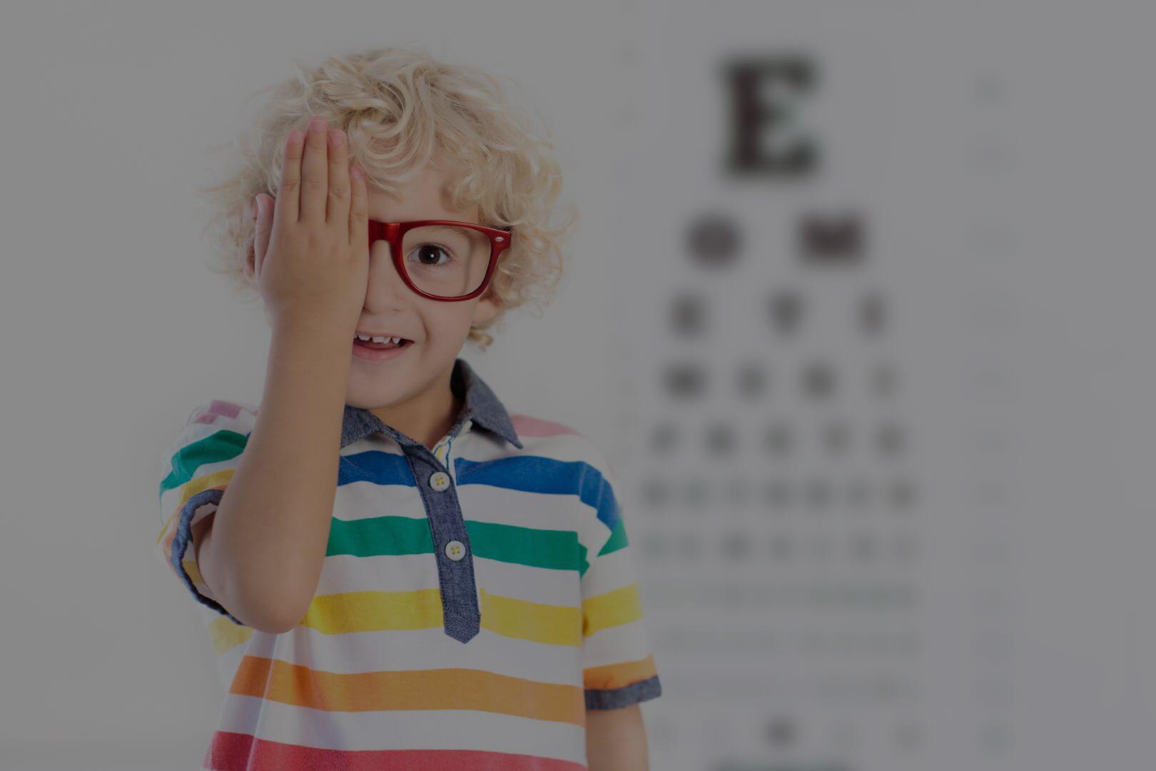 Badanie i ocena widzenia dzieci